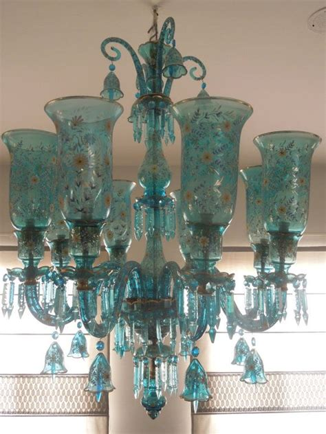 17 best ideas about turquoise chandelier on