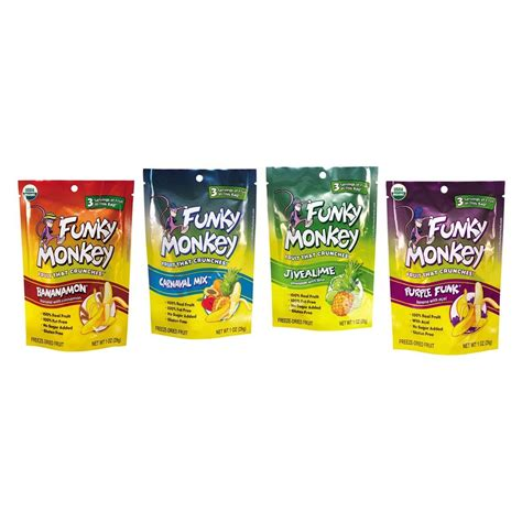 Fruit Giveaway - funky monkey snacks freeze dried fruit giveaway mommies with cents