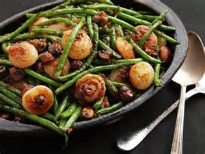 the food lab saut 233 ed green beans with mushrooms and