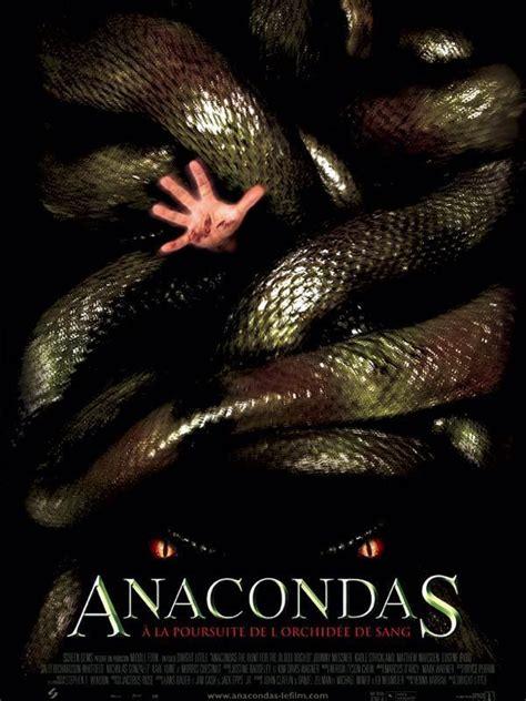 film anaconda 2 anacondas 224 la poursuite de l orchid 233 e de sang film