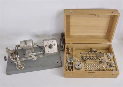 Lots 754 797 Watchmaker S Material Amp Tools Including