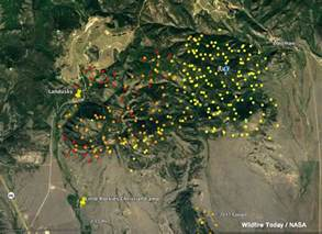 Montana Fire Map by July Fire Causes Evacuations West Of Zortman Montana