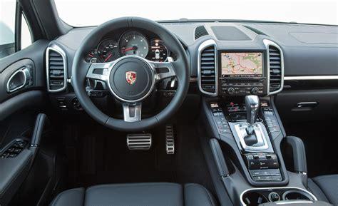 porsche turbo interior porsche cayenne turbo 2015 interior image 187