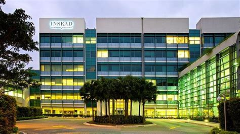 Of Louisiana At Mba by L Insead Leader Du Classement Mondial Des Mba 2016 Le