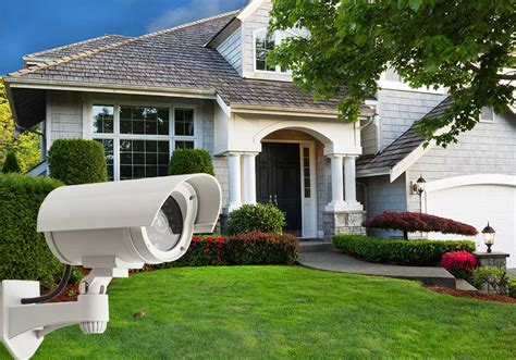 security and surveillance my smart home