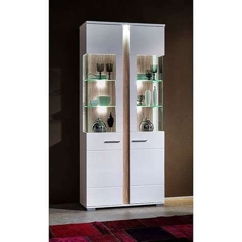 vitrinenschrank modern vitrinenschrank beleuchtung bestseller shop f 252 r m 246 bel