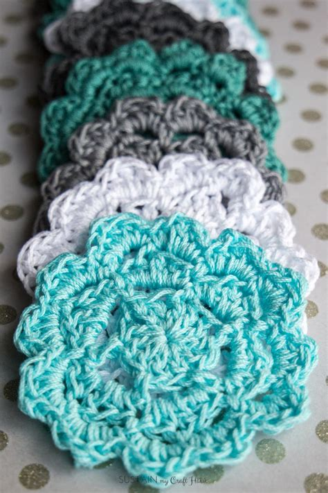 crochet pattern cotton yarn free crochet patterns for cotton thread squareone for
