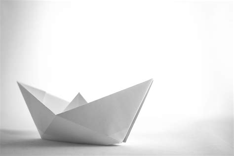 paper boat drinks how to use free origami boat stock photo freeimages