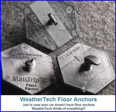 weathertech floor mats been used for years by auto
