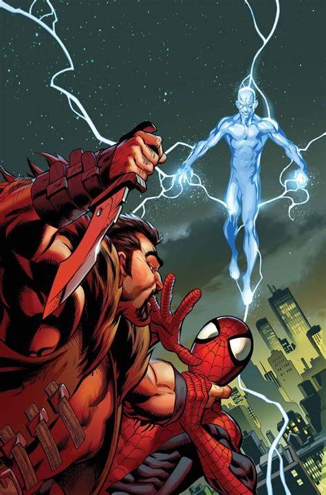 The Ultimates Vol 1 Human el dato marvelita marvel omnibus la muerte de spider