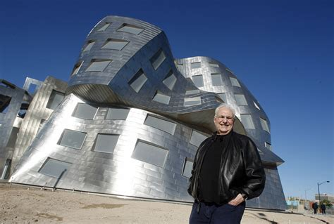 Architect Frank Gehry On Point With Tom Ashbrook Architectural Designer