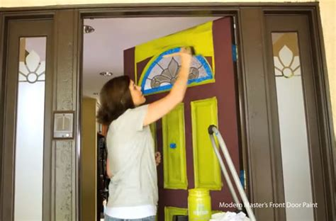 painting an exterior door front door paint colors and how to paint an exterior door