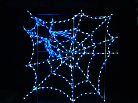 how to make light silhouette outdoor lights 8 silhouette spider in web spooky lights lawn decoration decorations