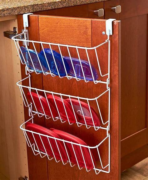 kitchen lid storage best 25 tupperware organizing ideas on