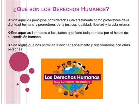 cuales son derechos humanos qu 233 son los derechos humanos