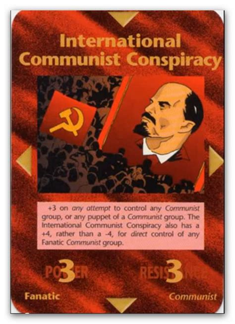 illuminati card conspiracy illuminati card part ii complete list 12160