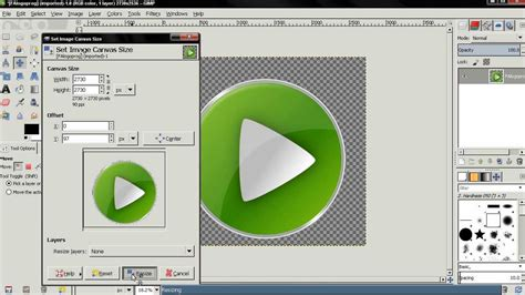 tutorial the gimp 2 8 create ico files windows icons gimp 2 8 tutorial youtube