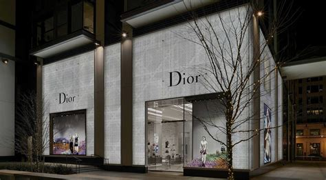 christian dior boutique  washington dc les facons