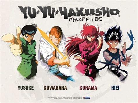 Yuyu Hakusho yu yu hakusho character analysis 187 yatta tachi