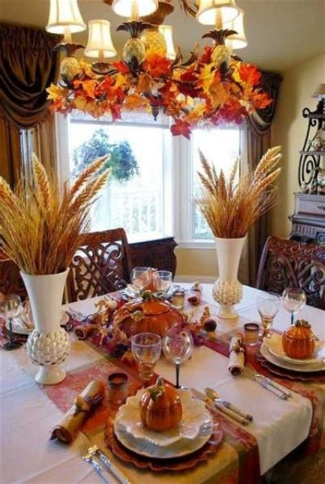 room decor for fall 30 beautiful and cozy fall dining room d 233 cor ideas digsdigs