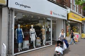 Dealers In Uk Britain S High Streets Become Nothing But Charity