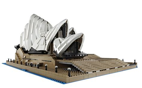 sydney opera house lego lego sydney opera house 10234 revealed for september 2013