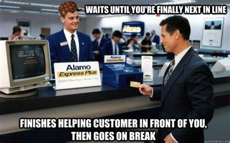 Amber Stratton Meme - scumbag customer service meme www pixshark com images