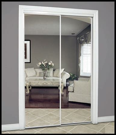 Change The Beginning And The End Of Your Day With Mirrored Cost Of Mirrored Closet Doors