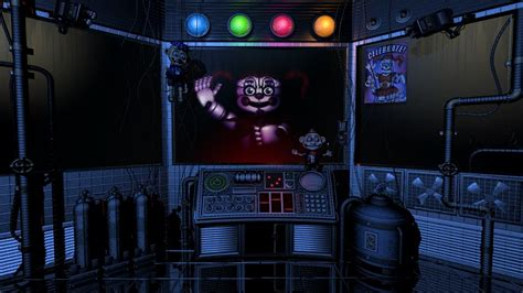 The Room Locations The Location Five Nights At Freddy S