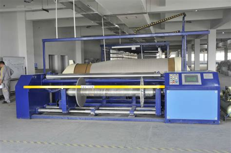 Sectional Warping Machine Calculation by Ybga688 Automatic Intelligent Sectional Warping