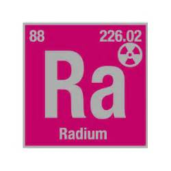 poem radium a poem from the periodic table of poetry