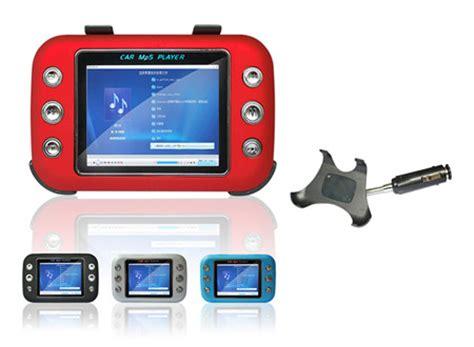 Tv Ondash Centrum Slim Usb Sd Mp5 4gb 2 4 quot lcd fm transmitter car mp4 mp5 avi player