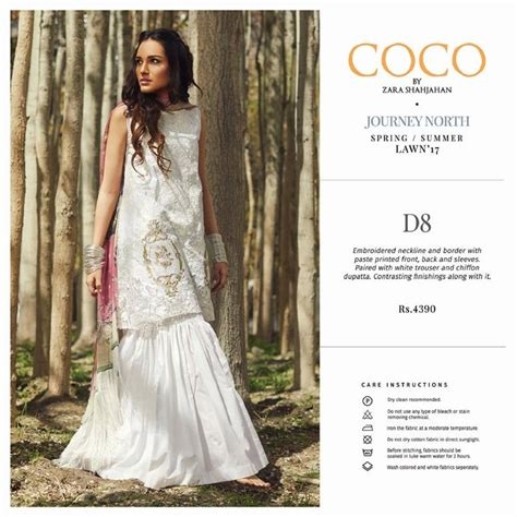 coco by zara shahjahan girls winter collection 2016 coco eid lawn collection by zara shahjahan 8 pk vogue
