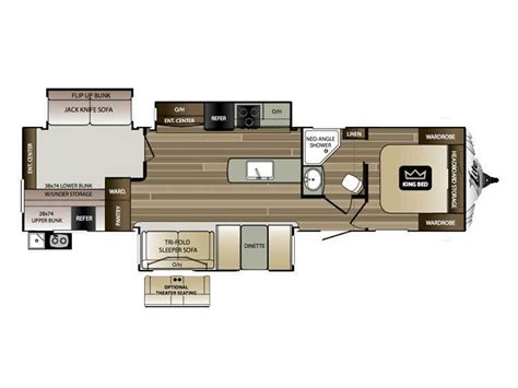 cougar travel trailer floor plans cougar travel trailer floor plans keystone cougar x lite