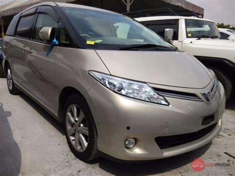 toyota estima 2010 toyota estima for sale in malaysia for rm168 000