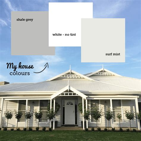 window colours house 10 weatherboard house colours