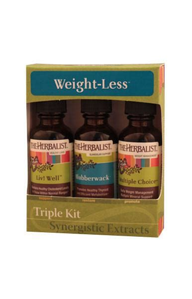 Aspartame Detox Kit by Weight Less Kit The Herbalist