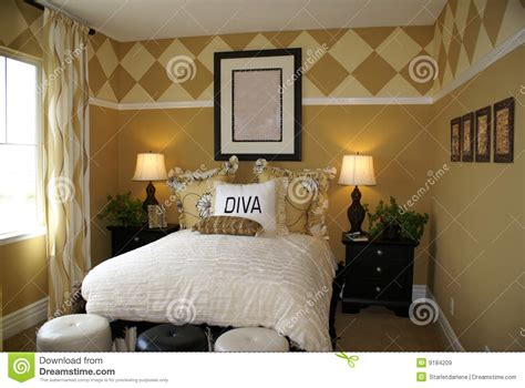 diva bedroom decor diva bedroom royalty free stock images image 9184209