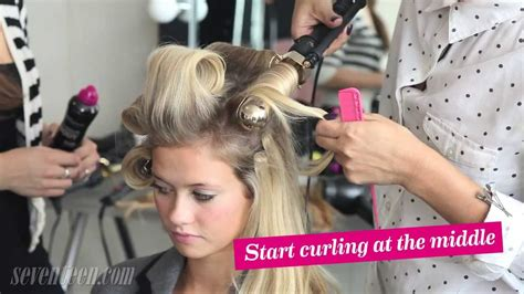 how to a big how to get big bouncy hair