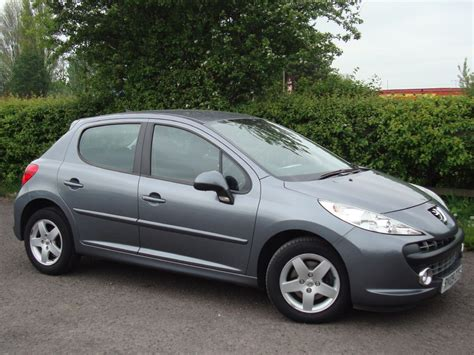 peugeot made peugeot 207 pictures posters news and videos on your