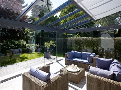 veranda geschlossen enjoy your garden this winter a glass veranda