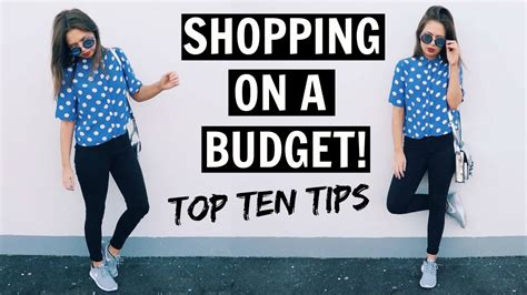 Fashion Advice For by Fashion Tips Shopping On A Budget