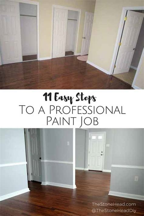 how to paint a room professionally how to paint an entire room 11 simple steps to perfection the
