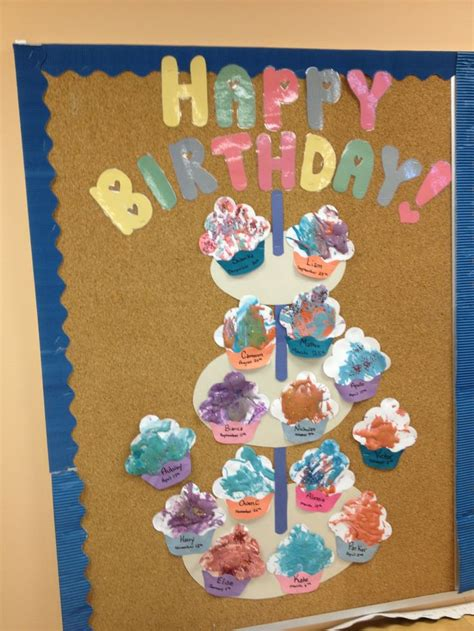 ideas for kindergarten birthday displays for kindergarten classrooms search bulletin board and door ideas