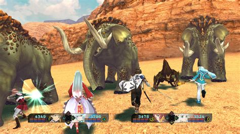 Ps4 Tales Of Zestiria new tales of zestiria trailer shows ps4 gameplay for the