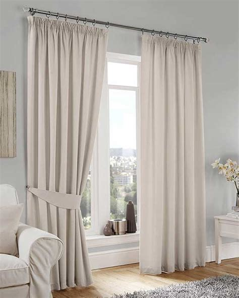 Buy Bedroom Valances Bedroom Pencil Pleat Ready Made Curtains