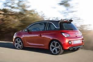 Opel Adam S Officieel Opel Adam S Met 150 Pk Autonieuws