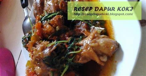 Bumbu Dapur Ramen Koki Jempol resep cara membuat bumbu ayam kecap manis pedas mantap resep dapur koki