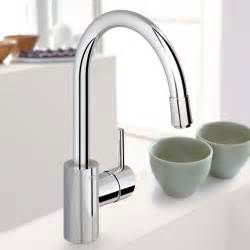 Grohe Concetto Kitchen Faucet Grohe Concetto Einhand Sp 252 Ltischbatterie Dn 15