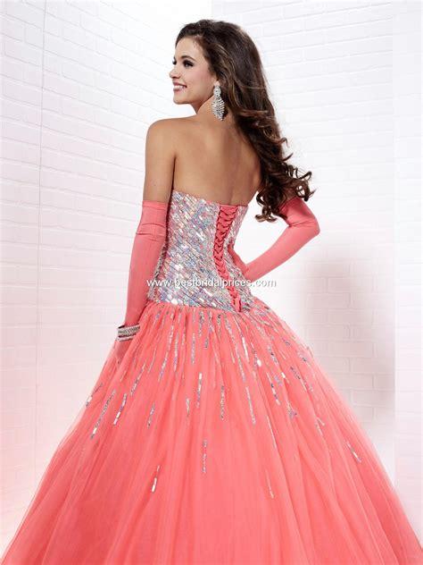 vestidos de 15 color salmon umagenes vestidos de 15 a 241 os color coral fotos paperblog
